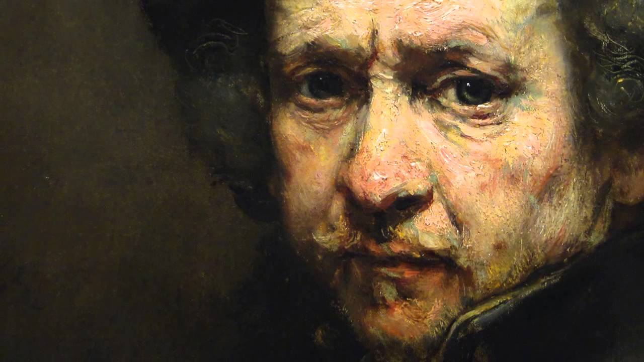 Rembrandt rajzára leltek a digitalizálás során