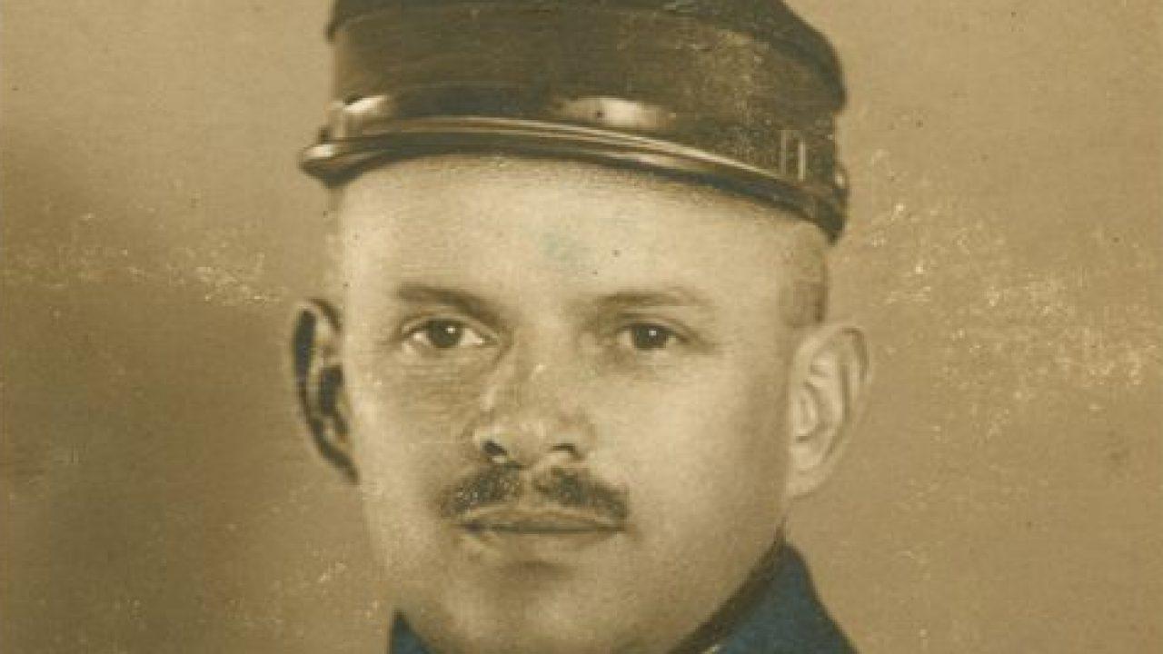 Stádinger Ferenc úr, a parancsnok