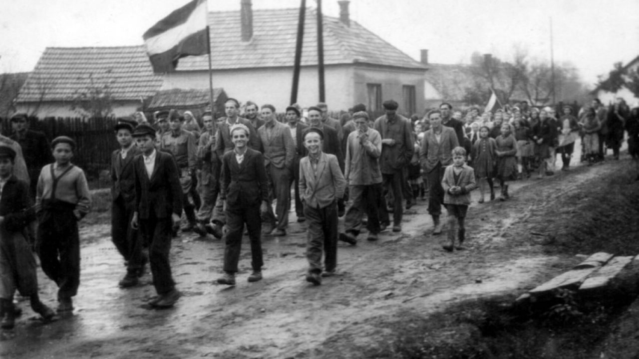 Milyen is volt '56 egy vasi, vagy zalai faluban?
