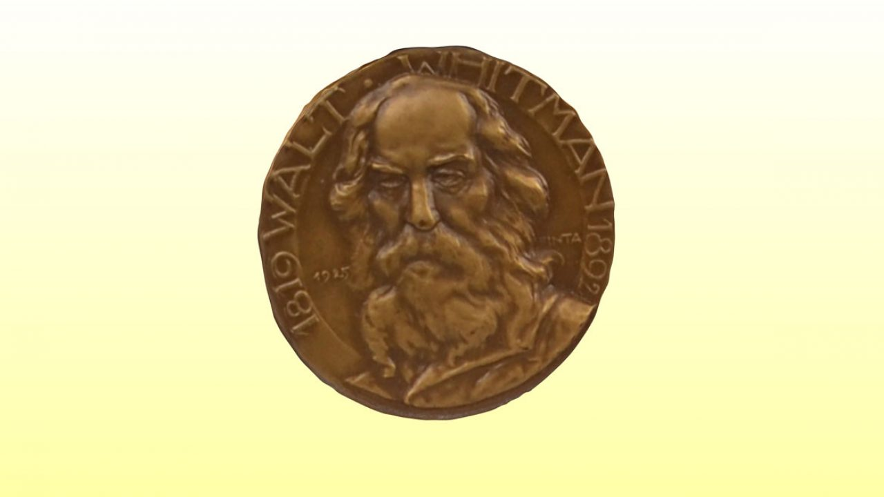 Finta Sándor és Walt Whitman