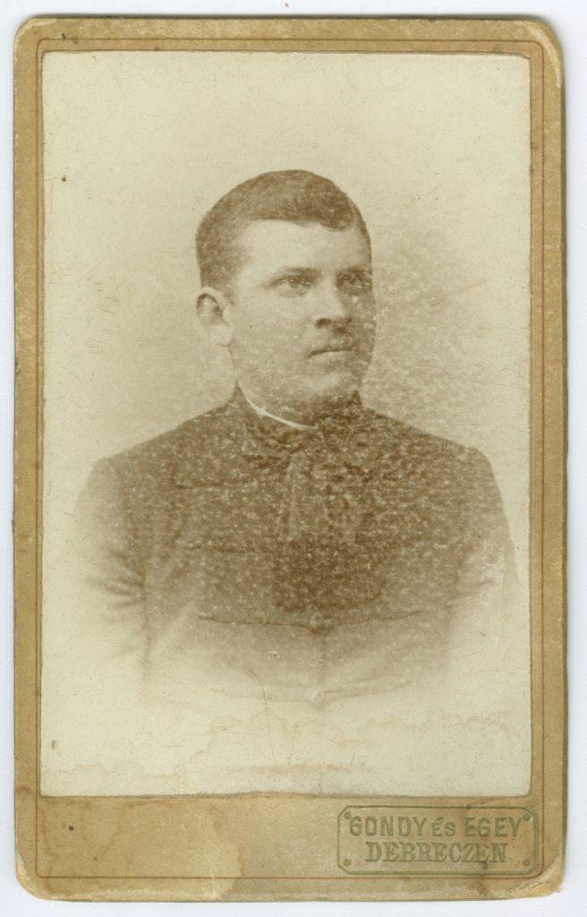 Ember Ernő, Ady debreceni szobatársa (MaNDA adatbázis)