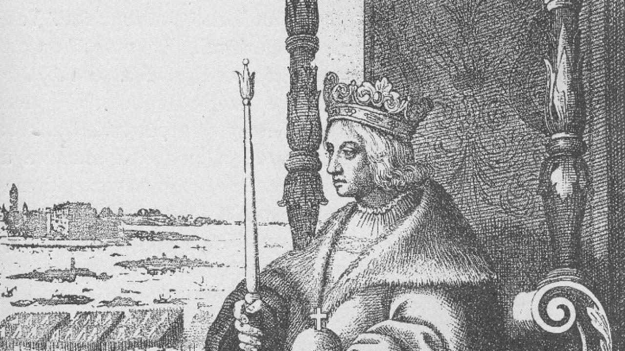 Amikor Nápolyt is bírta a magyar korona