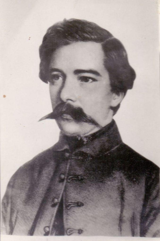 Arany János ifjú-kori arcképe
