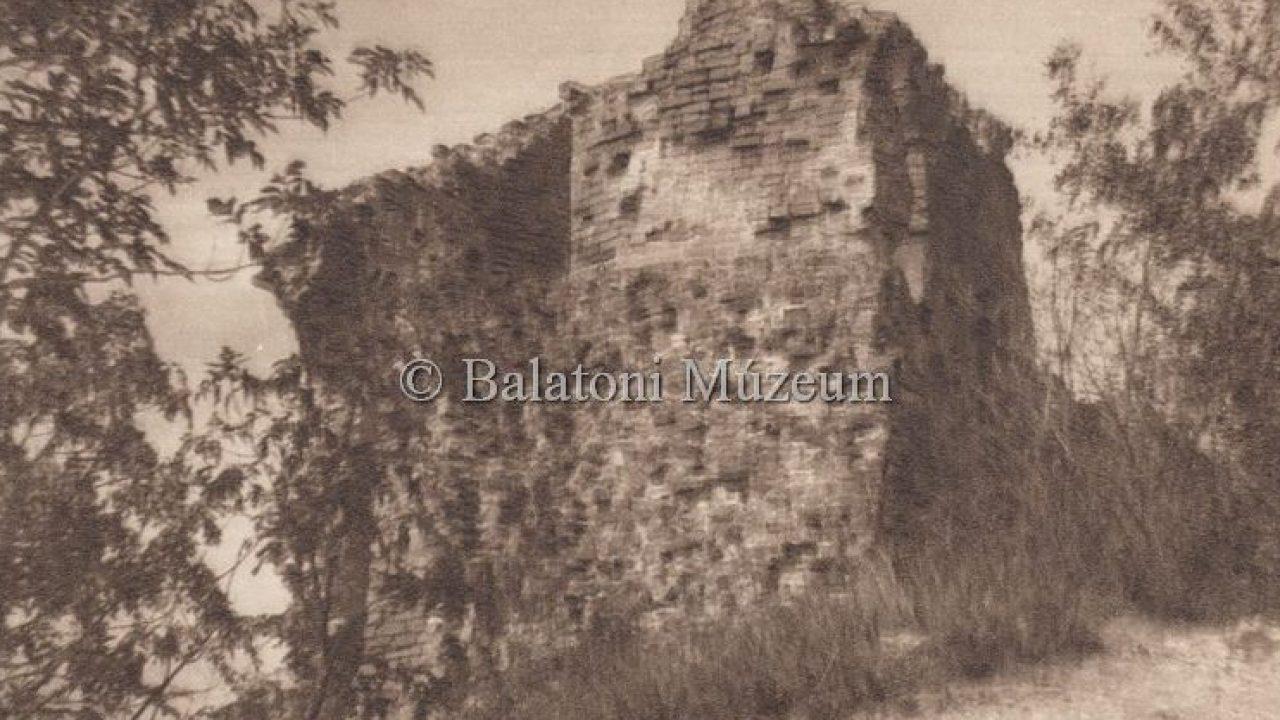 A várból falu, templom és vadászkastély is lett