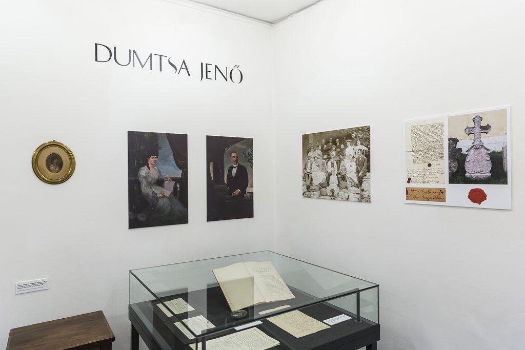 A kiállítás belső tere (fotó: Deim Balázs)