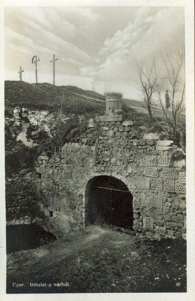 Kazamata bejárata (MaNDA adatbázis)