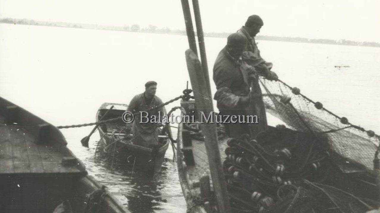 Balatoni halászok, mit fogott a hálótok?