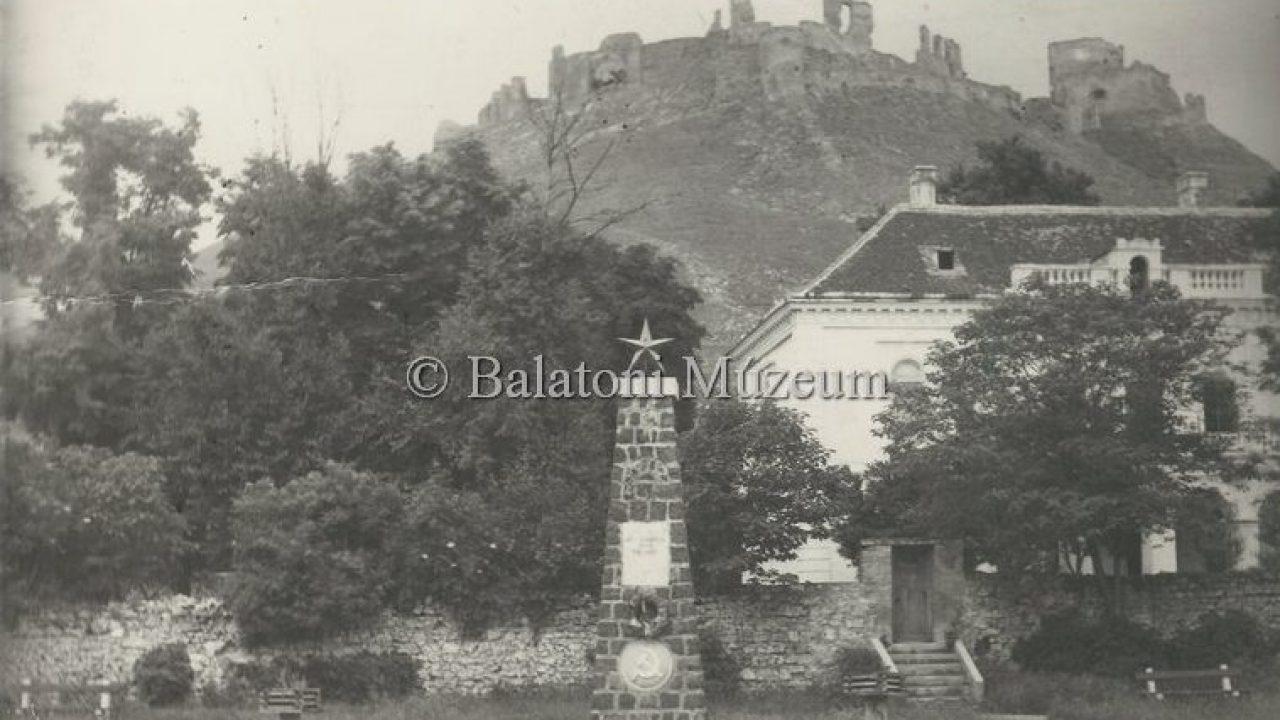 A vár, ahol püspökök is laktak