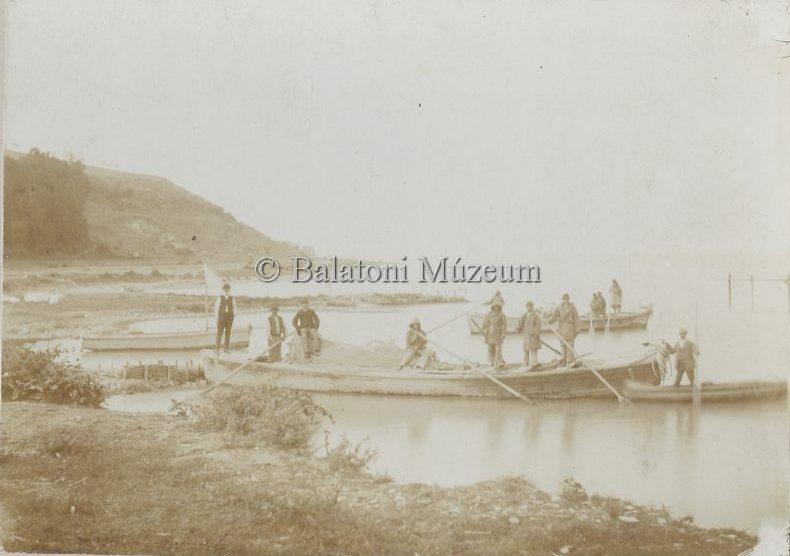 Tihanyi halászok (MaNDA)
