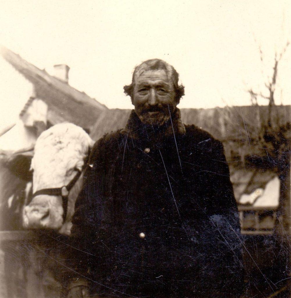 Fehér István Kiskunhalasról, 70 évesen (MaNDA)