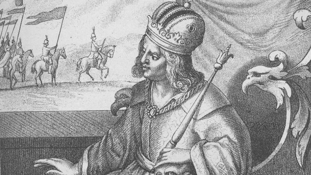 Király, aki dinnyére vizet ivott és meghalt