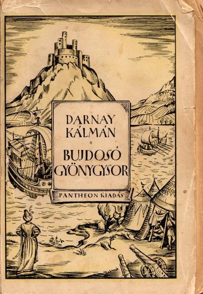 Darnay Kálmán könyve a környék várairól (MaNDA)