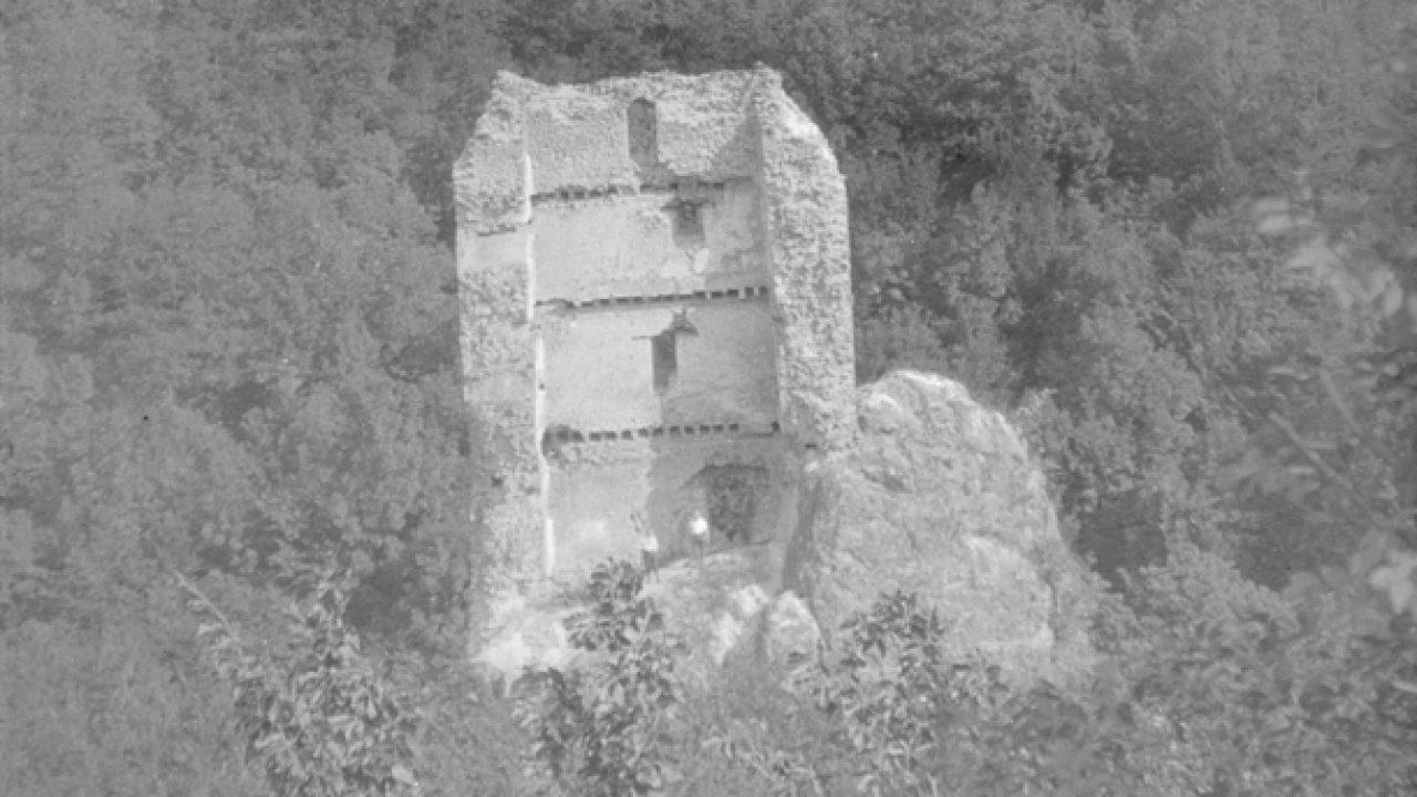 Ezt a várat egyszerűen kinőtték