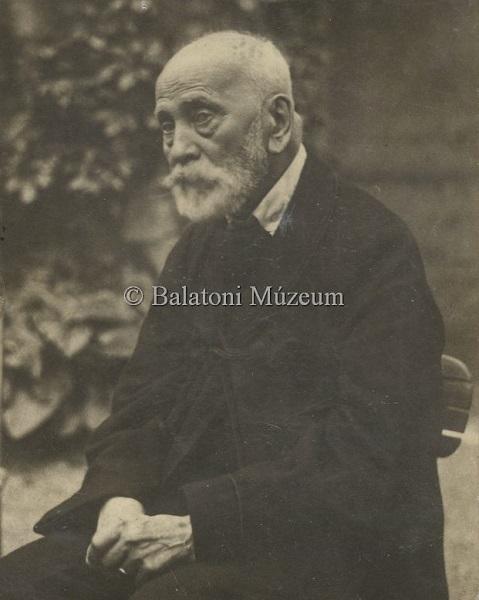 Görgey Artúr (1818 – 1916) 1848–49-es honvédtábornok, hadügyminiszter - Balatoni Múzeum, CC BY-NC-ND