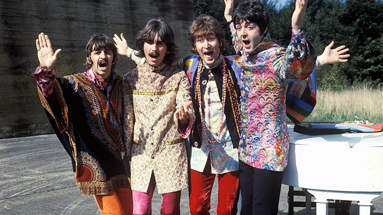Amikor a Beatles elment Indiába