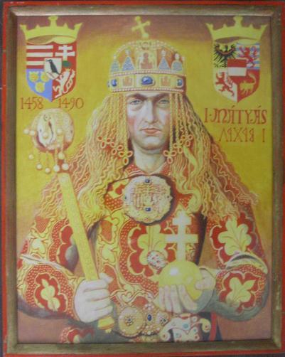 Nemzeti királyunk Somogyi Győző szerint (MaNDA)