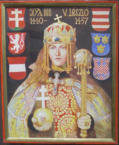 Somogyi Győző így képzelte el az ifjú királyt (MaNDA)