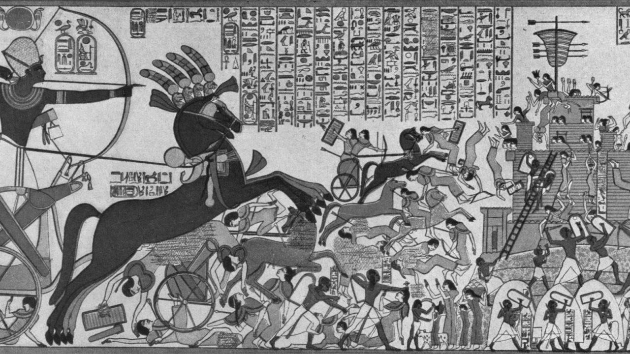 II. Ramszesz meg elköltözött