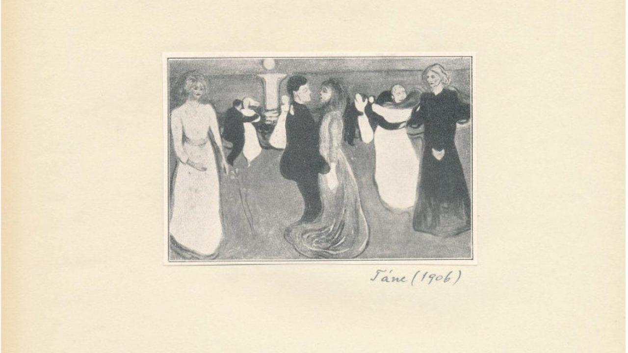 Van Gogh hatása és Edvard Munch