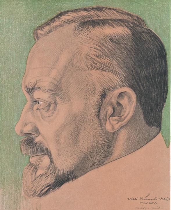 Egy másik portré a norvég festőtől (MaNDA)