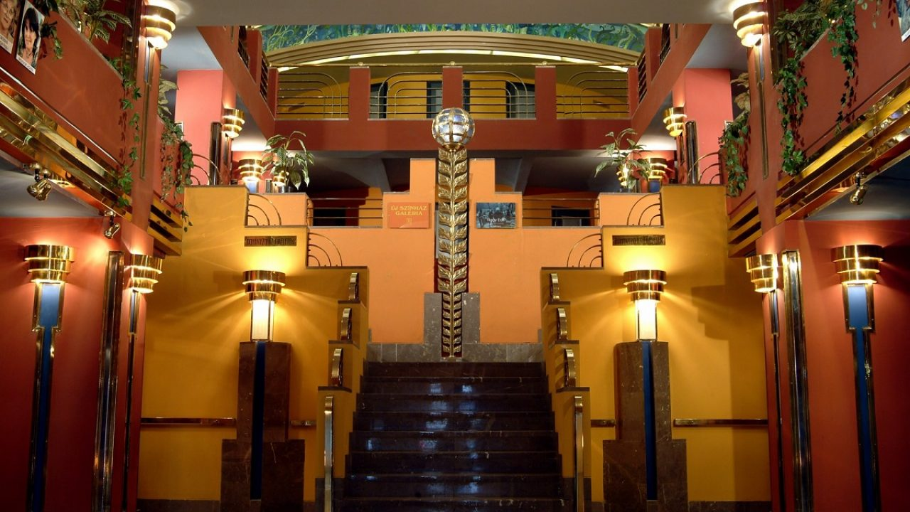 Bizánc az Újszínházban