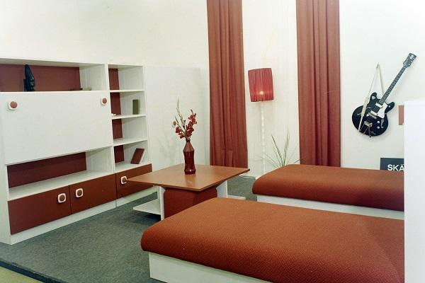 Otthon '73 bútorkiállítás - Fortepan, CC BY-SA