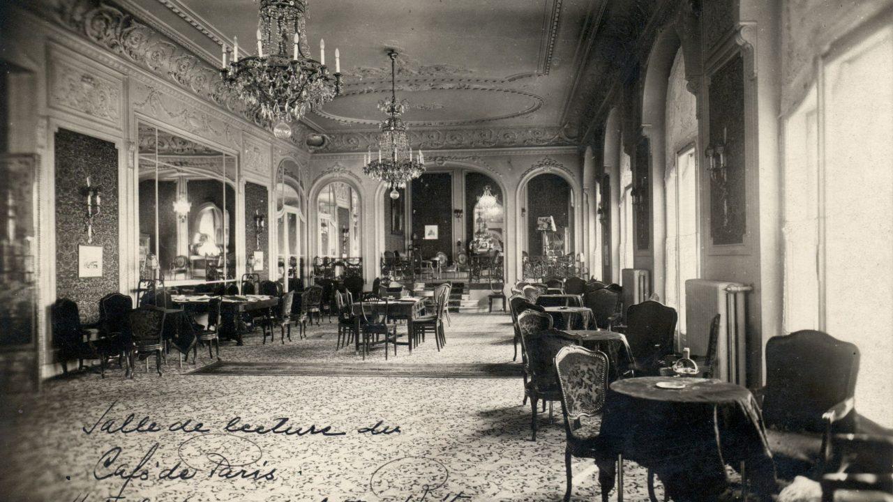 Eladók a bárszékek, amiken Ernest Hemingway és F. Scott Fitzgerald is ücsörgött
