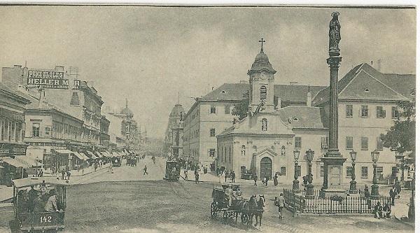 Menükártya fotóval, 1898. - MKVM, CC BY-NC-ND