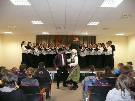 A Debreceni Kodály Kórus (MaNDA)