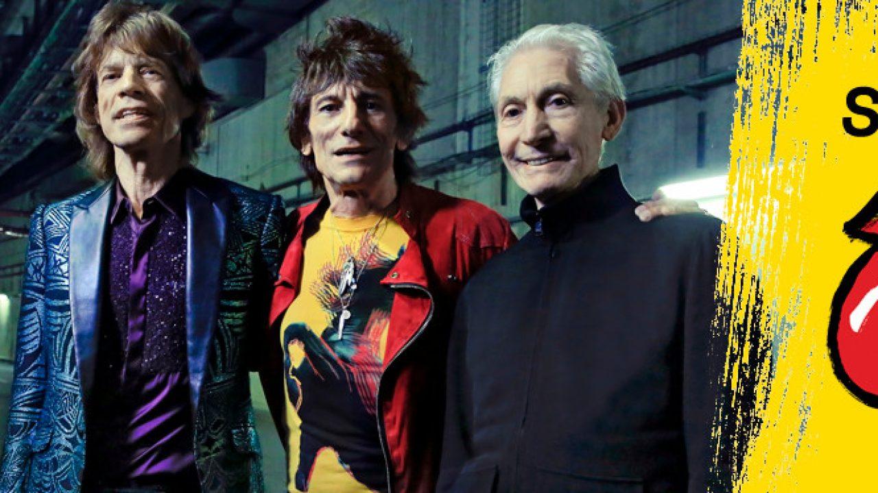 Július 4-én Prágában lép fel a Rolling Stones!