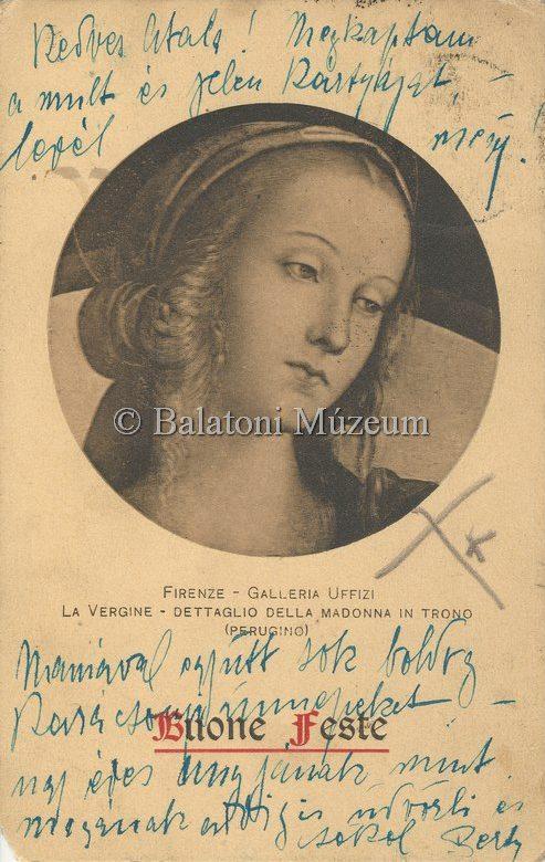 Perugino Madonnája az Uffizi egyik kincse (MaNDA)