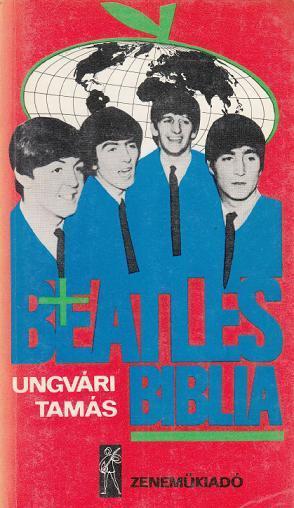 A Beatles történetéről Ungvári könyvéből is megtudhat ezt-azt (MaNDA)