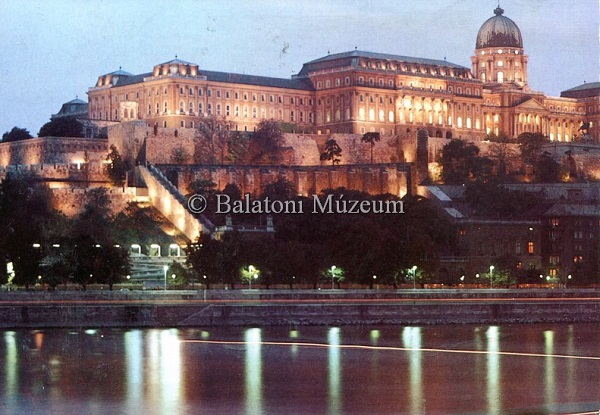 Budapest. Vár (XIII-XX. sz.). - Balatoni Múzeum, CC BY-NC-ND