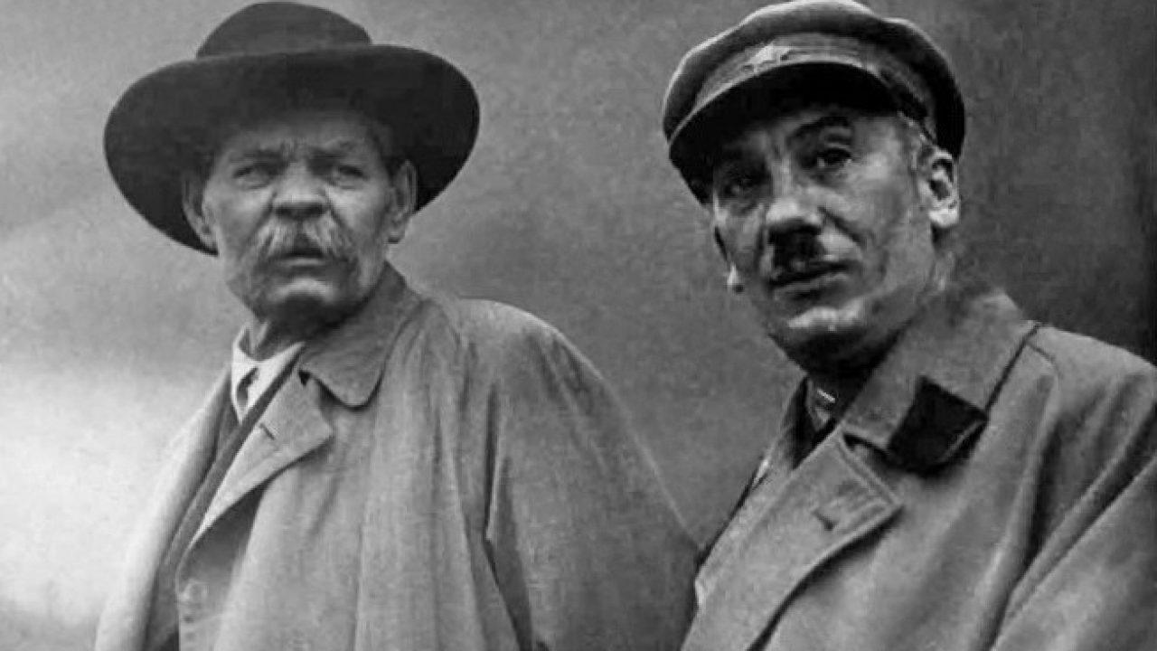 Lenint és Sztálint is helyretette, majd elutazott Caprira