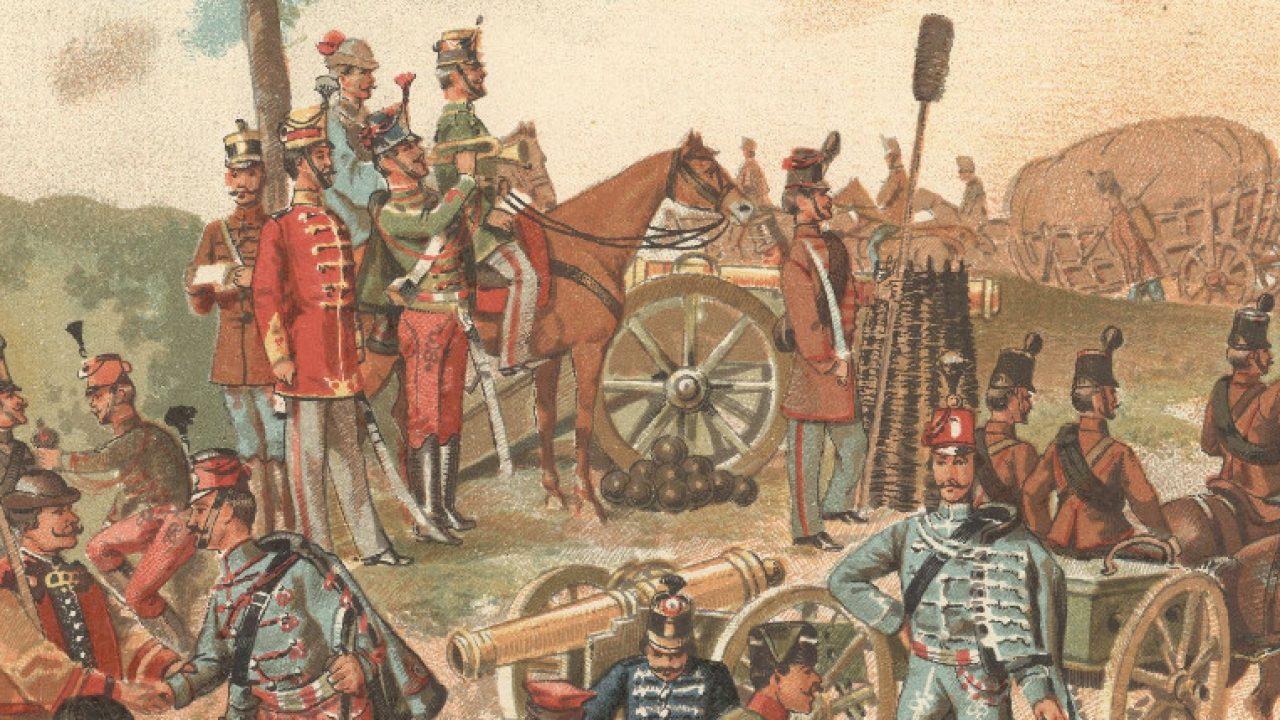 Honvédek, huszárok, ulánusok, népfelkelők
