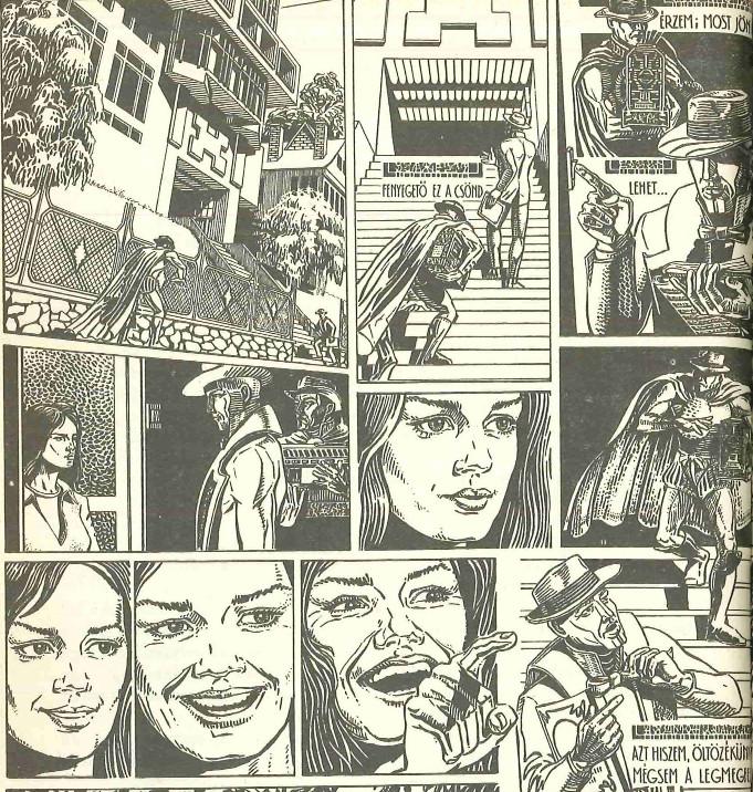 A Földlakók című munkájából Vass Mihály rajzolt képregényt (MaNDA)