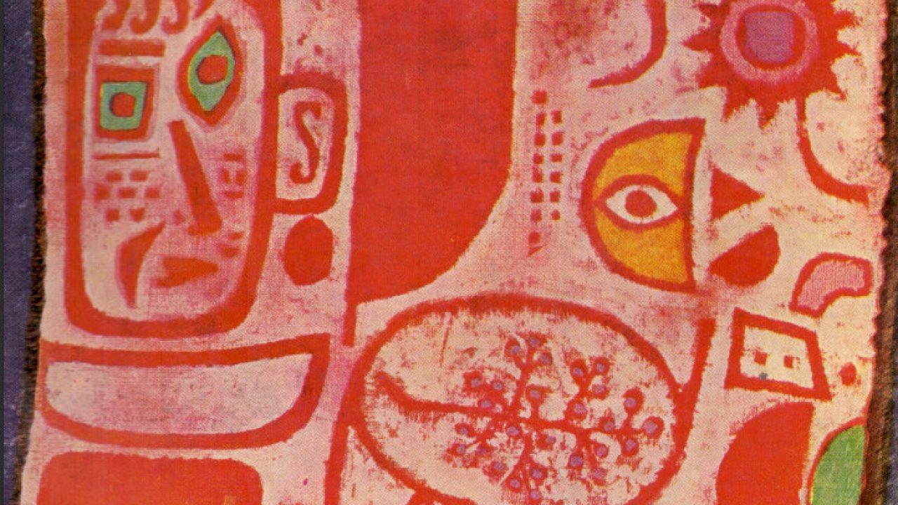 Paul Klee bevette Münchent