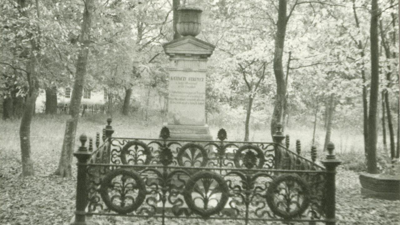 Megvalósítják Kazinczy kerttervét