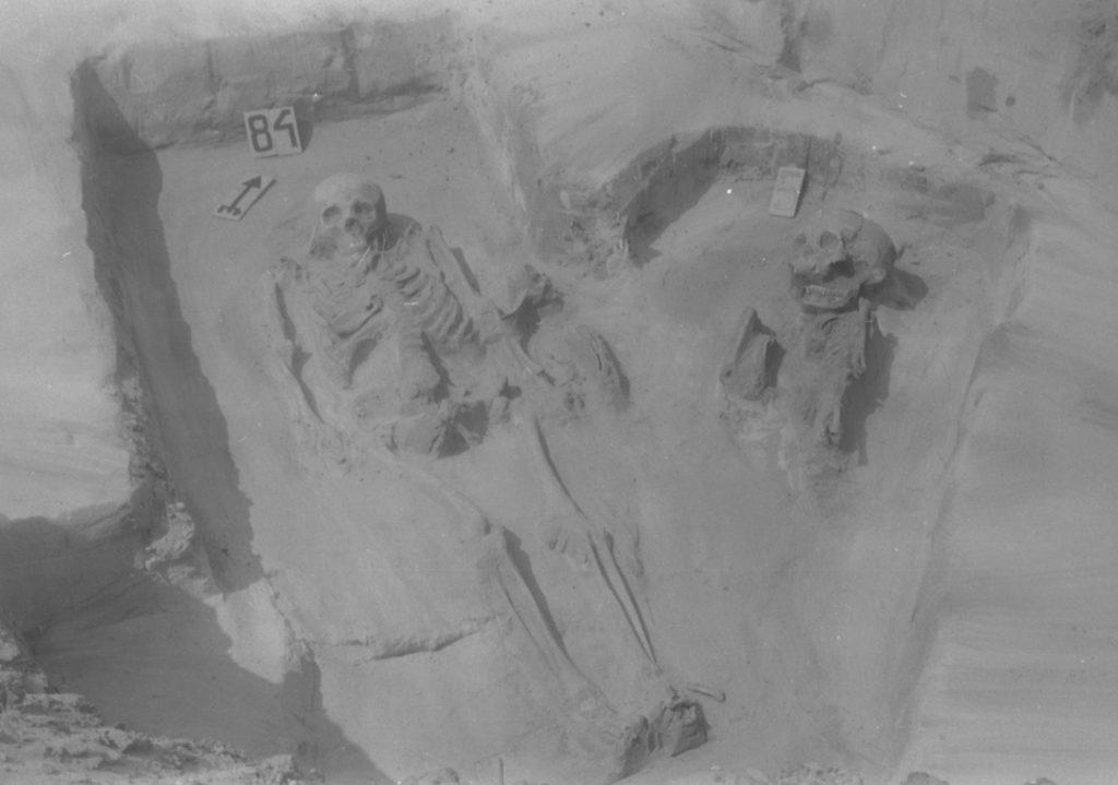 Bronzkori temető Kiskunhalas környékén (MaNDA)