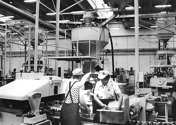 Compack új gyártelepe 1982. - MKVM, CC BY-NC-ND