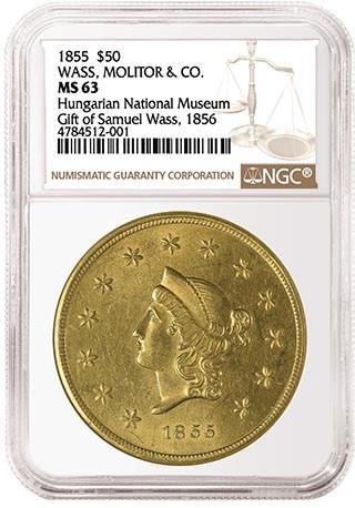 Wass arany ötvendollárosa (hnm.hu)