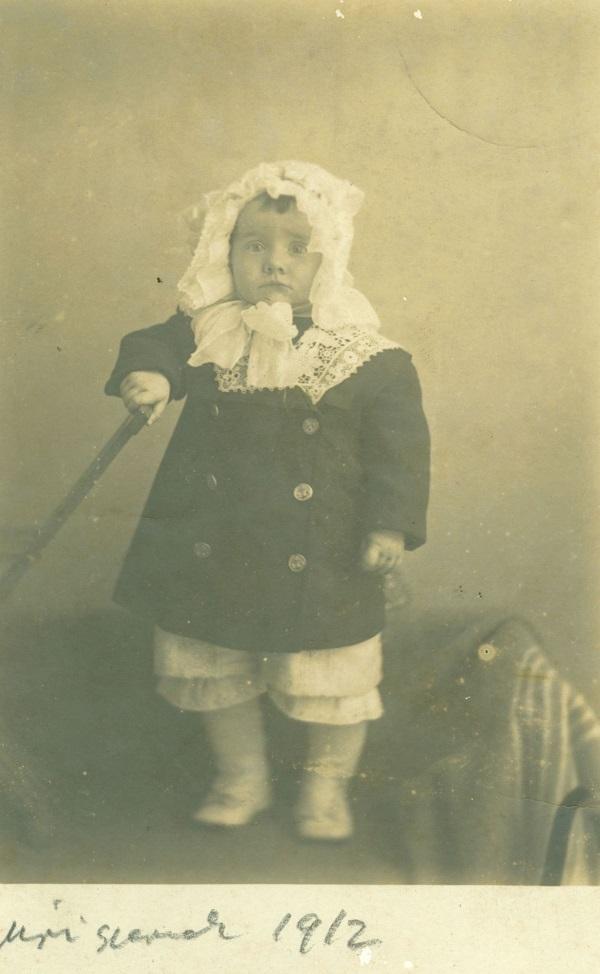 Gyermekportré (1912) - Thorma János Múzeum, CC BY-NC-ND