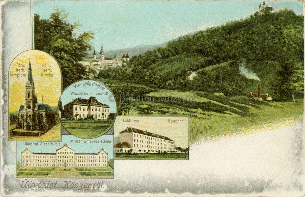 Az első vár a domb tetején lehetett (MaNDA)