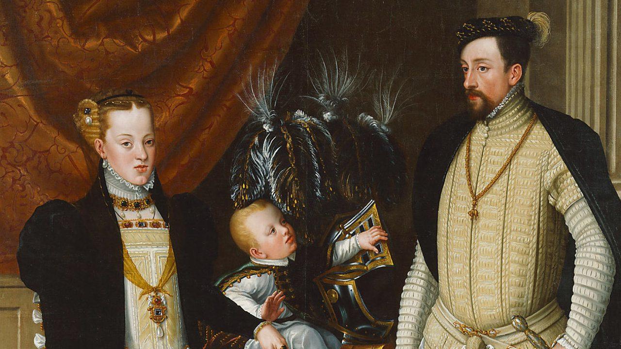Habsburg akinek 14 testvére volt és 15 gyermeke született