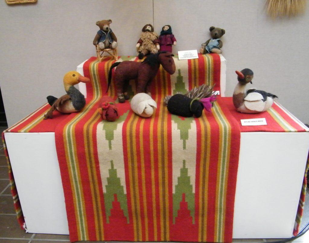 A Műcsarnokban is kiállító kecskeméti műhely munkái (MaNDA)