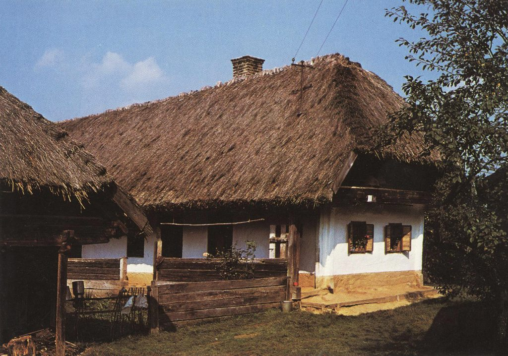 A szalafői kerített ház, az Őrség sajátos háztípusa (MaNDA)