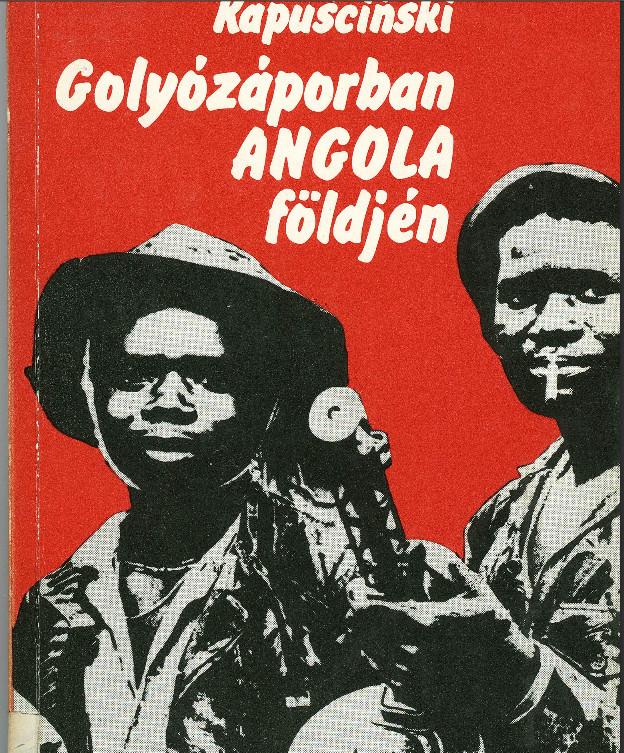 Kapuscinski híres könyve (MaNDA)