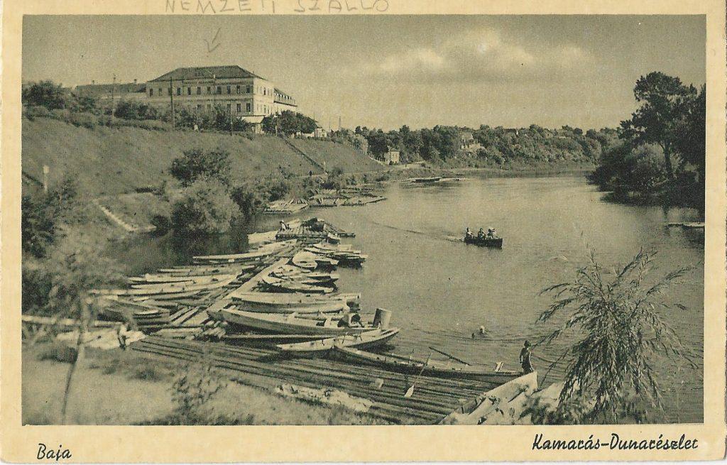Baja 1940-ben (MaNDA)