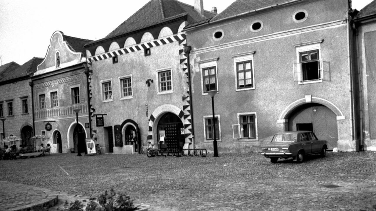 Új köntösben tündököl a Sgraffitós-ház Kőszegen