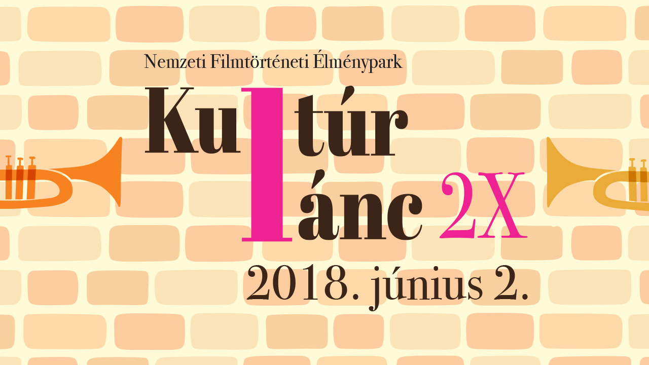 Kultúrlánc II. a Nemzeti Filmtörténeti Élményparkban